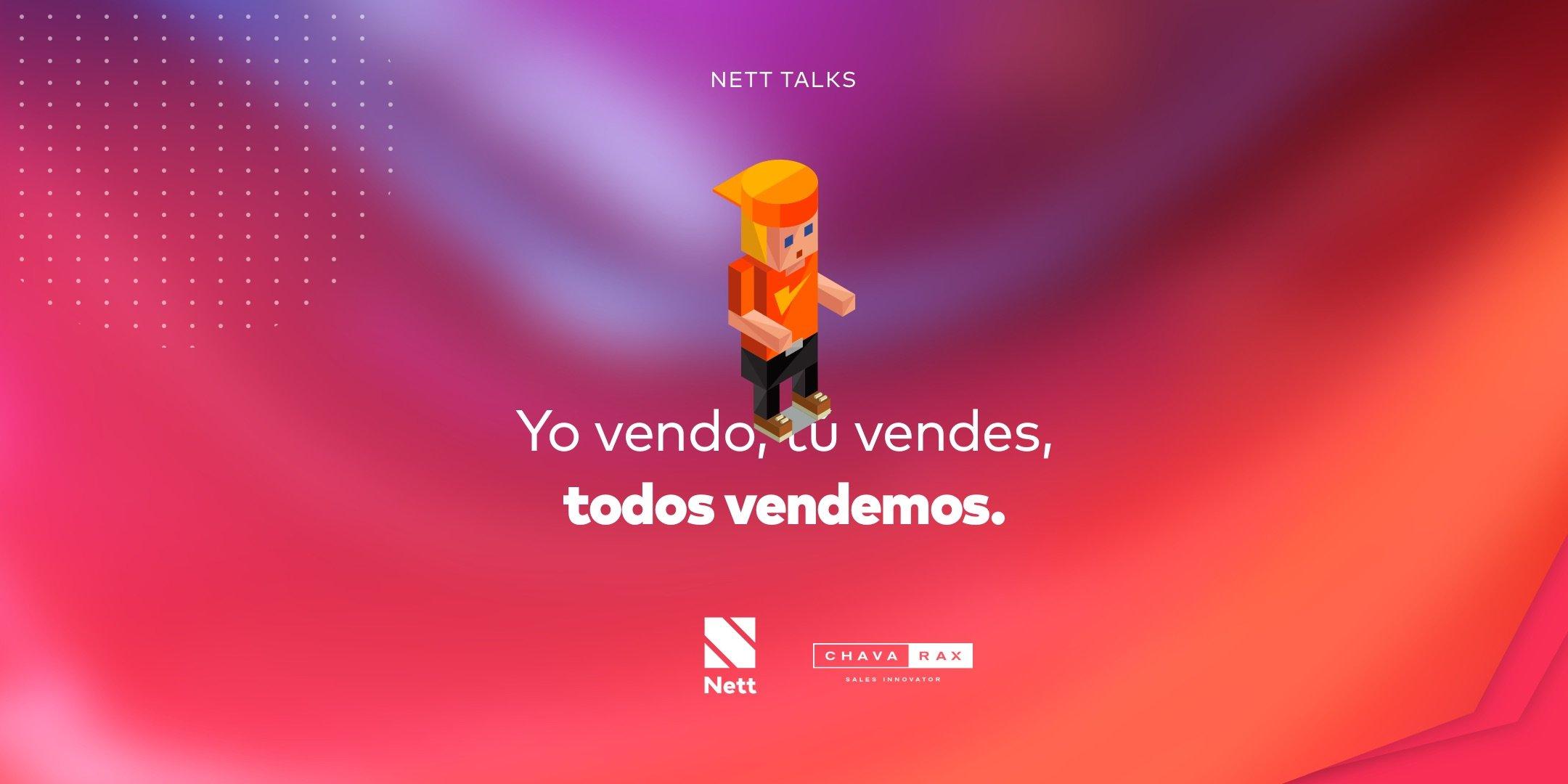 nett talks ventas